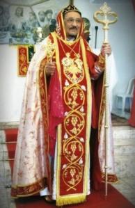 Dom Leolino Mor Basilius Leolino Gomes Neto Metropolita arcebispo igreja sirian ortodoxa de antioquia brasília DF siríaca syriac orthodox church in brazil