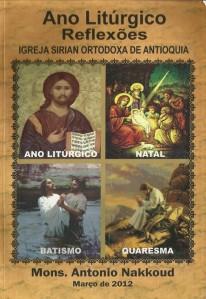 ano liturgico reflexões