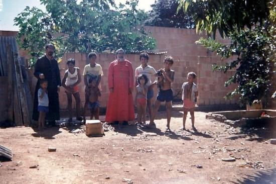 Mor Crisóstomos Moussa Matanos Salama Igreja Sirian Ortodoxa de Antioquia Brasil Siriana Dom 3