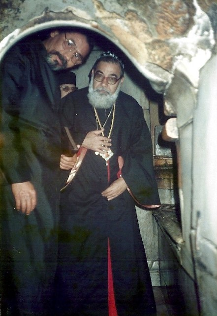 Mor Crisóstomos Moussa Matanos Salama Igreja Sirian Ortodoxa de Antioquia Brasil Siriana Dom 4