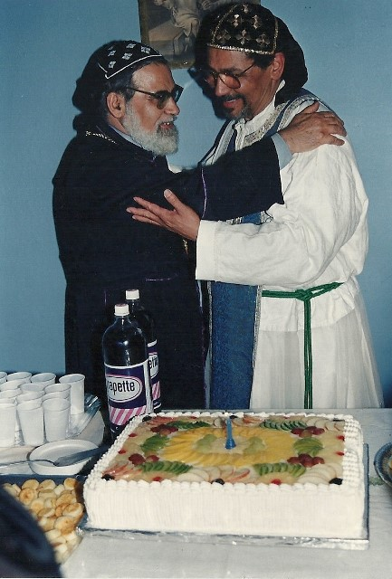 Mor Crisóstomos Moussa Matanos Salama Igreja Sirian Ortodoxa de Antioquia Brasil Siriana Dom 5