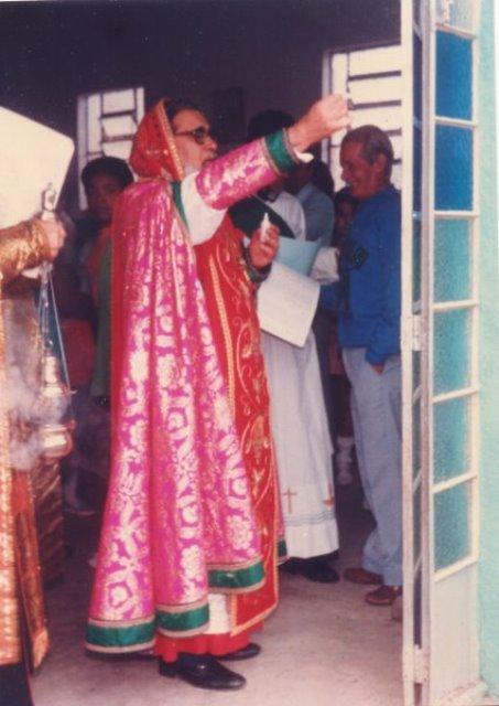 Mor Crisóstomos Moussa Matanos Salama Igreja Sirian Ortodoxa de Antioquia Brasil Siriana Dom 6