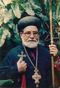 Mor Crisóstomos Moussa Matanos Salama Igreja Sirian Ortodoxa de Antioquia Brasil Siriana Dom 8