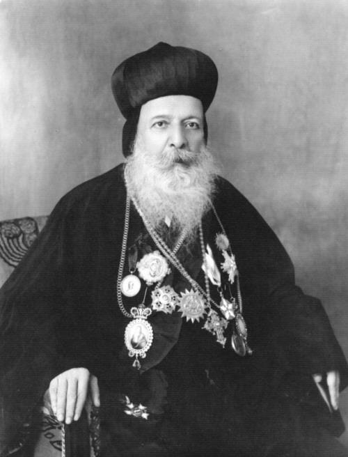 patriarca inácio efrém barsoum