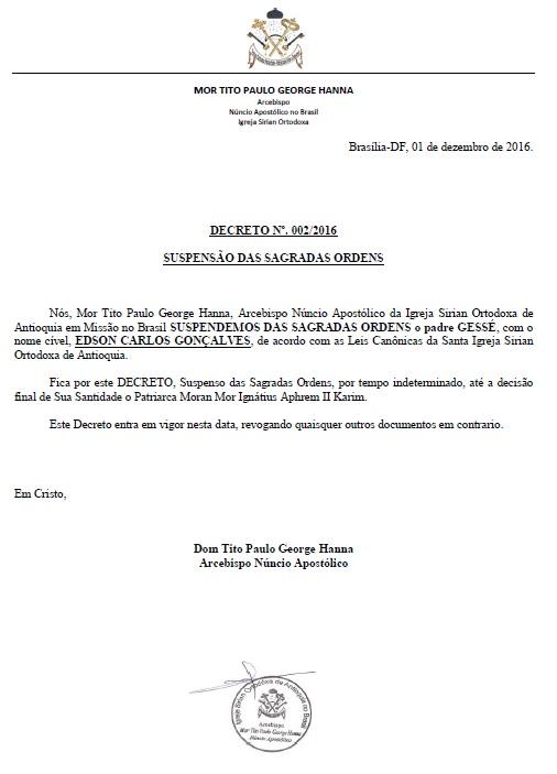decreto-de-suspensao-das-ordens-sacras-do-padre-gesse-curitiba-parana